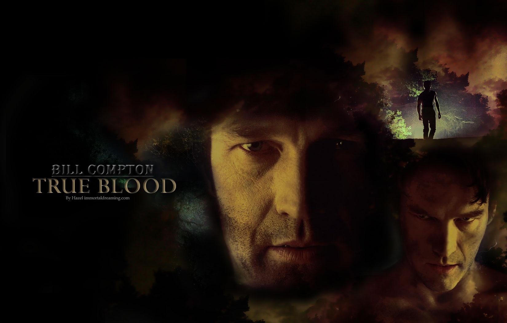 Bill Compton True Blood