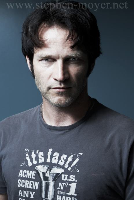 True Bloods Stephen Moyer New Photo. 04 Jul 2010 Leave a Comment