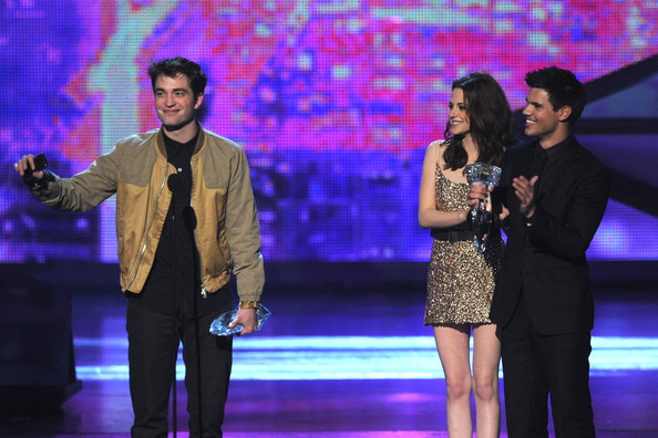 the twilight and true blood cast at the people�s choice